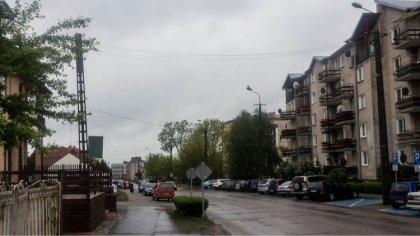Ostrów Mazowiecka - W piątek w naszym regionie pojawią się przelotne opady deszc