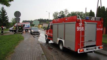 Ostrów Mazowiecka - Determinacja i upór policjantów pozwoliły na zatrzymanie bez