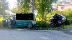 Ostrów Mazowiecka - W sobotę po południu doszło do tragicznego wypadku z udziałe