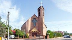 Ostrów Mazowiecka - U diakona Łukasza Chętnika, posługującego w parafii Chrystus