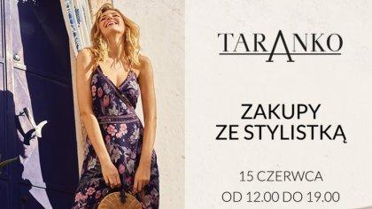 Ostrów Mazowiecka - Stylistka doskonale znająca markę Taranko na specjalne zapro