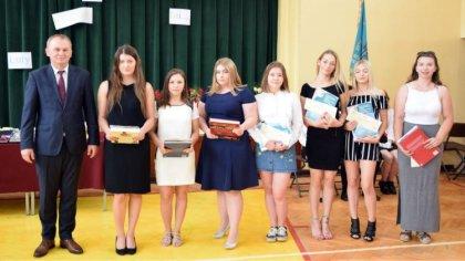 Ostrów Mazowiecka - Wszyscy uczniowie Zespołu Szkół Centrum Kształcenia Rolnicze