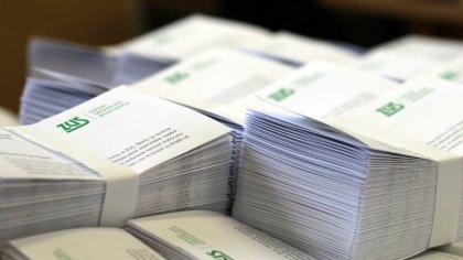 Ostrów Mazowiecka - Ruszyła wysyłka blisko 20,7 mln informacji o stanie konta ub