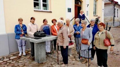Ostrów Mazowiecka - Uczestnicy brokowskiego Klubu Seniora wybrali się na letnią