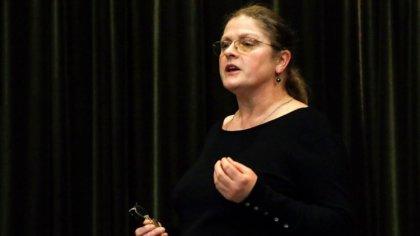 Ostrów Mazowiecka - Krystyna Pawłowicz - kontrowersyjna posłanka Prawa i Sprawie