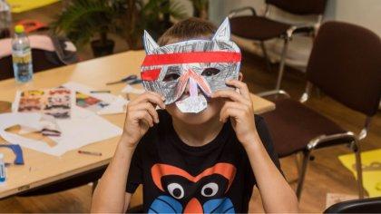 Ostrów Mazowiecka - Ostrowski dzieci w wieku 7-12 lat wzięły udział w warsztatac