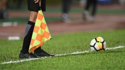 Ostrów Mazowiecka - Użycie ręki w piłce nożnej przez zawodnika z pola, zwłaszcza