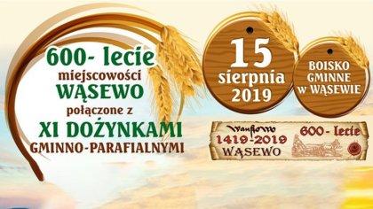 Ostrów Mazowiecka - Mieszkańcy gminy Wąsewo po raz kolejny spotkają się na dożyn