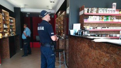 Ostrów Mazowiecka - Policjanci ostrowskiej komendy policji w ostatni piątek prow