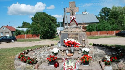 Ostrów Mazowiecka - W niedzielę 4 sierpnia przypadała 75-ta rocznica pogromu mie