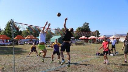 Ostrów Mazowiecka - Dream Team Wąsewo wzięło udział w turnieju piłki siatkowej n