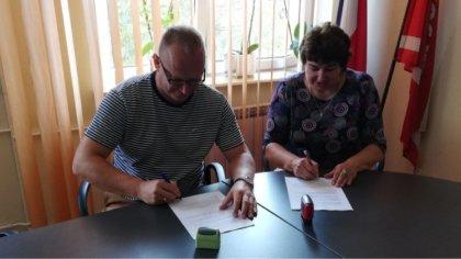 Ostrów Mazowiecka - W połowie października mieszkańcy miejscowości Zaręby-Chorom
