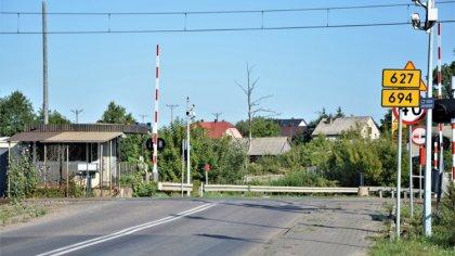 Ostrów Mazowiecka - Dziś o godz. 10.00 zostanie zamknięty przejazd kolejowy w Ma