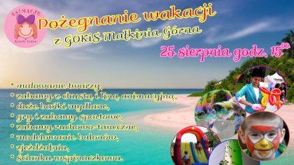 Ostrów Mazowiecka - Już 25 sierpnia na terenie przed Gminnym Ośrodkiem Kultury i