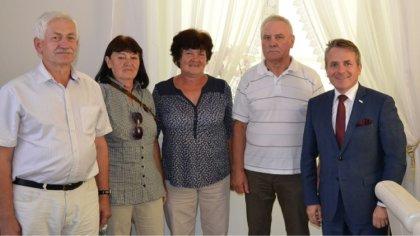 Ostrów Mazowiecka - Zarząd Rodzinnego Ogrodu Działkowego