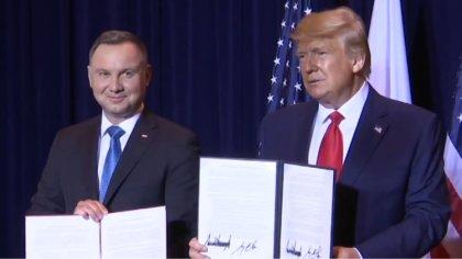 Ostrów Mazowiecka - Kwestia zniesienia wiz dla obywateli Polski do USA oraz podp