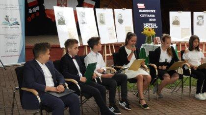 Ostrów Mazowiecka - Mieszkańcy Ostrowi Mazowieckiej ponownie wzięli udziału w og