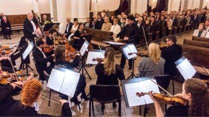 Ostrów Mazowiecka - Ostrowianie wysłuchali koncertu Filharmonii Kameralnego imie