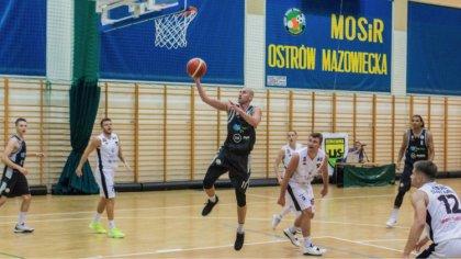 Ostrów Mazowiecka - Ostrowscy koszykarze po licznych zmianach kadrowych w letnim