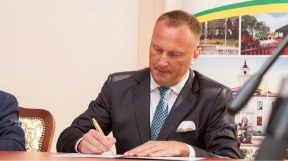Ostrów Mazowiecka - Dziś w sali konferencyjnej ostrowskiego urzędu miasta doszło