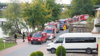Ostrów Mazowiecka - Służby ratownicze szczebla wojewódzkiego i powiatowego oraz