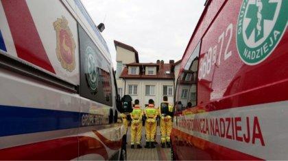 Ostrów Mazowiecka - Niemal setka ratowników, działaczy, gości i sympatyków Grupy