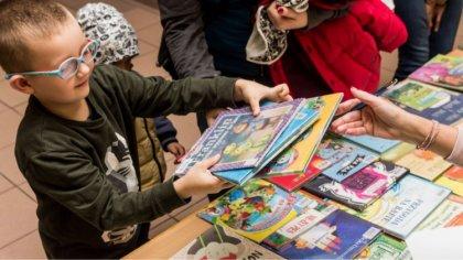 Ostrów Mazowiecka - Pracownicy ostrowskiej biblioteki spotkali się z przedszkola