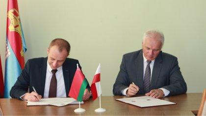 Ostrów Mazowiecka - Samorząd miasta Mosty na Białorusi zaprosił władze powiatu o