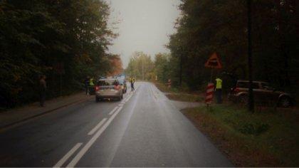 Ostrów Mazowiecka - Do śmiertelnego wypadku doszło w niedzielny poranek w Ugniew