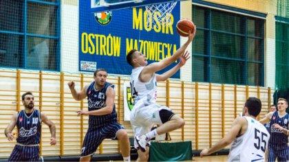 Ostrów Mazowiecka - W ósmej kolejce 2 ligi mężczyzn ostrowscy koszykarze zagrają