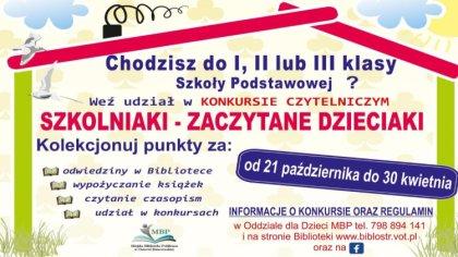 Ostrów Mazowiecka - Miejska Biblioteka Publiczna im. Marii Dąbrowskiej w Ostrowi