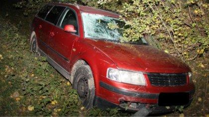 Ostrów Mazowiecka - Do tragicznego w skutkach potrącenia rowerzysty doszło w sob