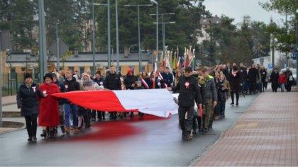 Ostrów Mazowiecka - W gminie Małkinia Górna zorganizowano uroczystości związane