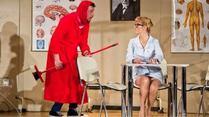 Ostrów Mazowiecka - Wszyscy miłośnicy teatru będą mieli okazję obejrzeć komedię