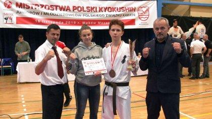 Ostrów Mazowiecka - Jan Bilwin i Michalina Chrobot walczyli w dwudziestej edycji
