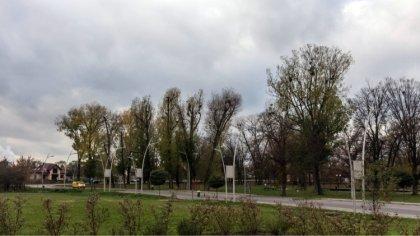 Ostrów Mazowiecka - W środę pojawią się w powiecie ostrowskim przelotne opady de