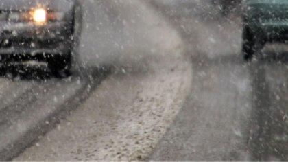 Ostrów Mazowiecka - W poniedziałek w północnej części kraju wystąpią opady śnieg