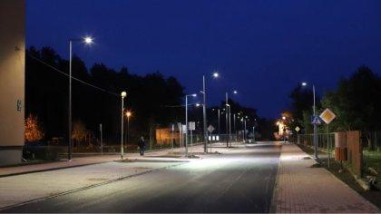Ostrów Mazowiecka - W listopadzie zakończył się pierwszy etap przebudowy ulicy P
