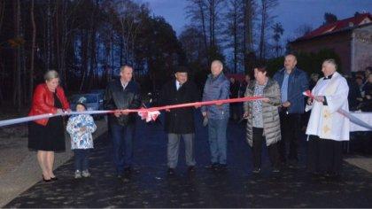 Ostrów Mazowiecka - Na terenie gminy Małkinia Górna, w miejscowości Klukowo, odb