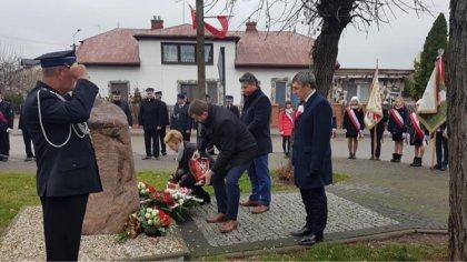 Ostrów Mazowiecka - W gminie Wąsewo zorganizowano uroczystości obchodów 101 rocz
