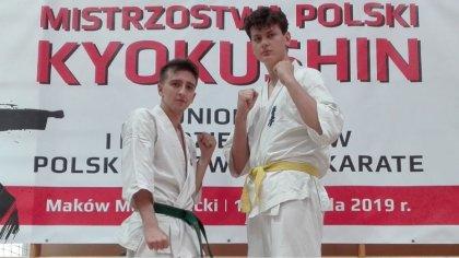 Ostrów Mazowiecka - Rafał Szulęcki i Tomasz Rostek reprezentowali Brokowski Klub