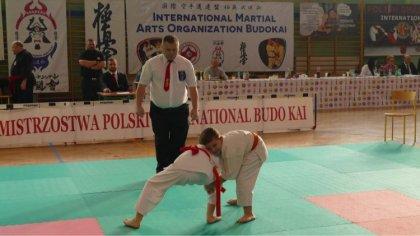Ostrów Mazowiecka - Zawodnicy Klubu Karate Kyokushin Ronin z Bogut-Pianek rywali