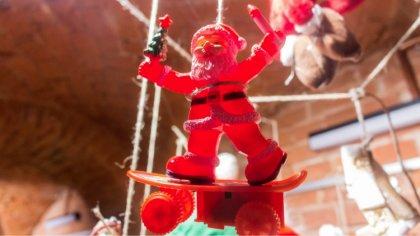 Ostrów Mazowiecka - Pierwsza świąteczna wystawa autorstwa Miejskiego Domu Kultur