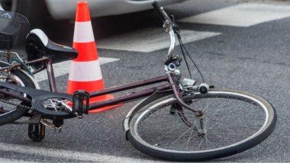 Ostrów Mazowiecka - Do potrącenia rowerzystki doszło dziś na ulicy Dubois w Ostr