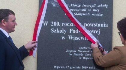 Ostrów Mazowiecka - W hali sportowej Gminnego Centrum Sportu i Rekreacji w Wąsew