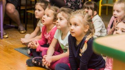 Ostrów Mazowiecka - W budynku Miejskiego Przedszkola nr 2 odbyło się szkolenie o
