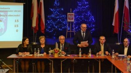 Ostrów Mazowiecka - Samorząd gminy Brok, w poniedziałek 30 grudnia, obradował po
