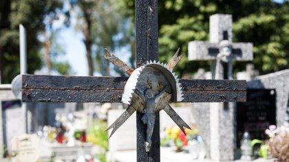 Ostrów Mazowiecka - W ostatnich dniach do wieczności odeszli:Grażyna Ogrodnik za