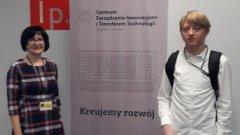 Ostrów Mazowiecka - Adrian Orzech, uczeń klasy III TI w Zespole Szkół