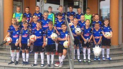 Ostrów Mazowiecka - Piłkarskie Stowarzyszenie Football Dreams Passion rozpoczęło